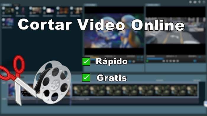 sitios webs para cortar vídeo online gratis y rápido