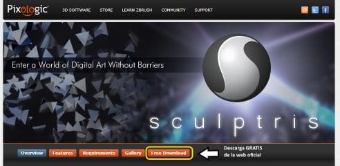 sculptris 3d