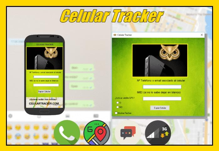 celular tracker para pc