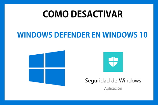 descativar windows defender